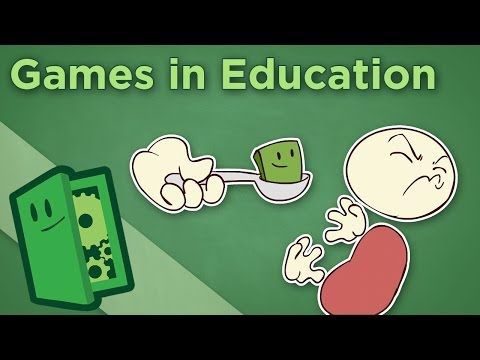 Extra Credits: Games in Education