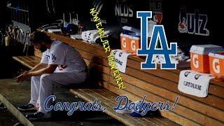 Congrats, Dodgers! (2019)