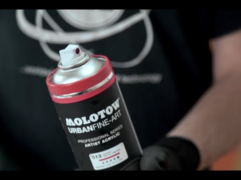 Molotow UFA UV Varnish Spray