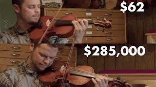 Can You Hear the Difference Between a Cheap and Expensive Violin?