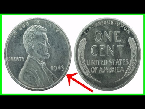Rare & Valuable $2,000,000 1974 D Aluminum Lincoln Cents Are