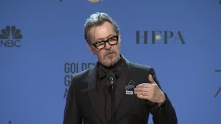 Gary Oldman: Harvey Weinstein gave me the 'creeps'