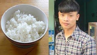 Lạ kỳ Chàng trai 17 năm không ăn một hạt cơm nào khi biết lý do thì ai cũng choáng