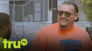 South Beach Tow - Deadbeat Family Gets Car Towed by J-Money