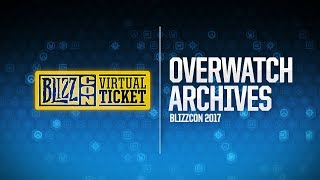 BlizzCon 2017 Virtual Ticket | The Making of Overwatch