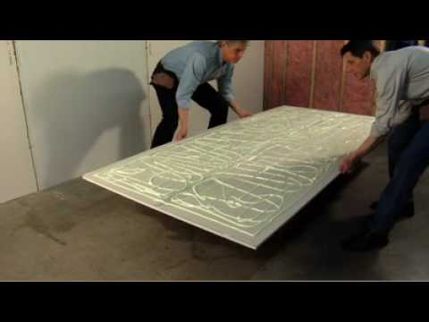 Soundproof a Room - Using Green Glue - Soundproofing in a Tube