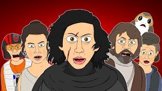 ♪ THE LAST JEDI THE MUSICAL - Animated Parody Song