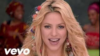 Shakira - Waka Waka (This Time for Africa) (The Offical 2010 Fifa World Cup Song)