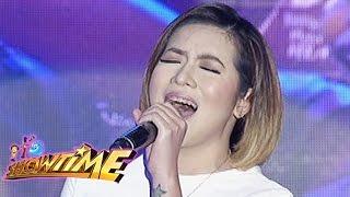 """It's Showtime Singing Mo 'To: Angeline Quinto sings """"Kunin Mo Na Ang Lahat Sa Akin"""""""