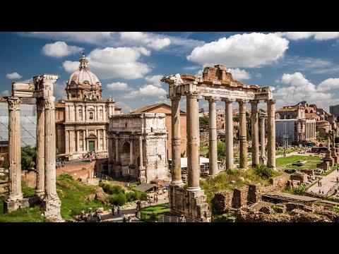 Рим, Пиза и Ватикан во 4К резолуција