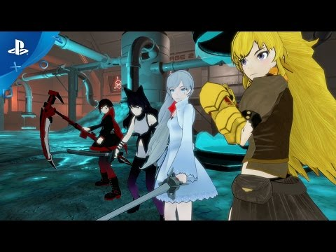 RWBY: Grimm Eclipse Trailer