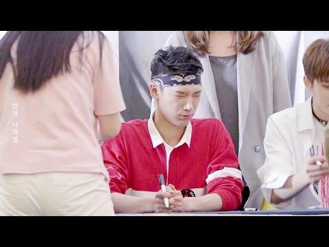 160501 NCT U 잠실 팬싸인회 TEN FOCUSED (SHORT ver.)