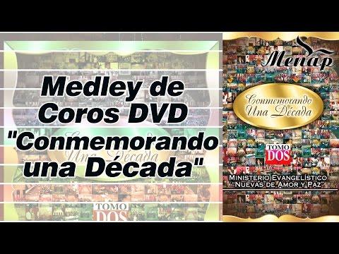 Medley de Coros DVD