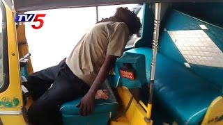Auto driver dies of sunstroke in Secunderabad..