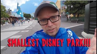 Walt Disney Studios, Paris - Smallest Disney Park in the Worrrrrld!!!