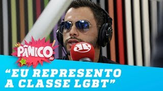 Agustin Fernandez: 'Eu represento a classe LGBT'