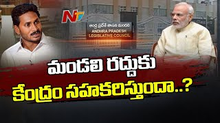 Will Centre extend support to Jagan over abolition of Coun..