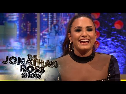 Demi Lovato Reveals What She Really Thinks About Poot Lovato - The Jonathan Ross Show