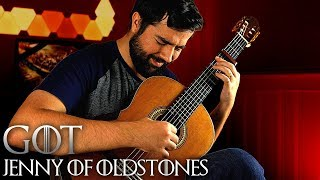 Jenny of Oldstones | Game of Thrones Season 8 Guitar Cover (Beyond The Guitar)