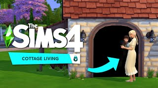 20 Things To Do With Sims 4 Cottage Living 🐓