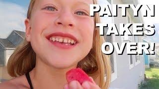 Paityn Vlogged *Raw Footage* | FAMILY VLOG