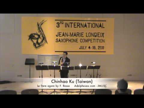 3rd JMLISC: Chinhao Ku (Taiwan) Le frere egare by F. Rosse