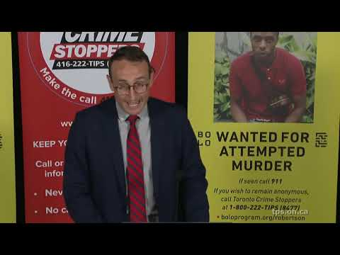 $50000 Reward For Arrest of TQuan Robertson by Toronto Crime...