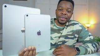 """iPad Pros 11"""" &  12.9"""" compared"""
