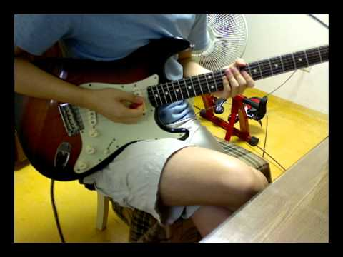 supergroove - cant get enough cover guitar