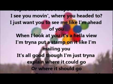 Birthday Dress Lil Playy ft. Matthew Koma Lyrics Video