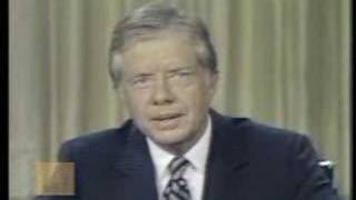 "President Jimmy Carter - ""Crisis of Confidence"" Speech"
