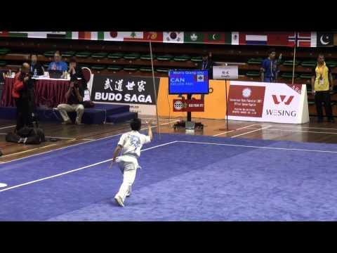 qiangshu men KELVIN FAN CAN 9 22 rank 18 / qiangshu мужчин Кельвин вентилятор может 9 22 Рейтинг 18