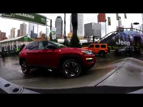2018 New York International Auto Show - Camp Jeep