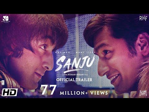 Sanju - Official Trailer - Ranbir Kapoor - Rajkumar Hirani
