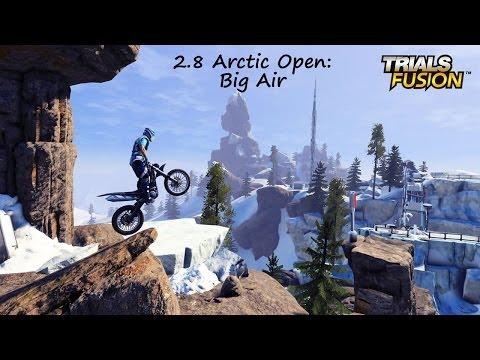 Trials Arctic Open Big Air 2.8 Arctic Open Big Air