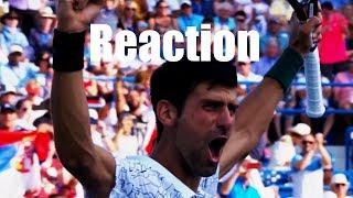 5 Reasons Why Novak Djokovic Beat Roger Federer in 2018 Cincinnati Final