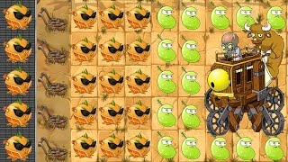 Plants vs. Zombies 2: It's About Time - Gameplay Walkthrough - Modern Day: Final Boss