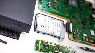 PlayStation 4 Teardown! (with iFixit)
