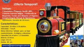 chucu chucu (el tren mini disco ).wmv