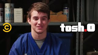 CeWEBrity Profile: Mack the Transgender Wrestler - Tosh.0