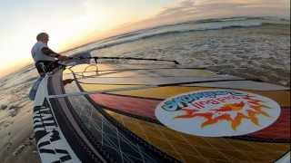 Video de redbull windsurf