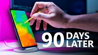 Samsung Galaxy Note 9 - A Long Term User Review