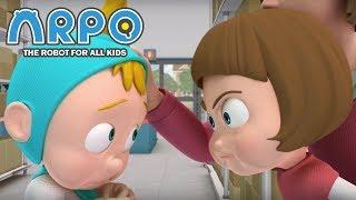 ARPO The Robot For All Kids - Baby Rivalry | 에피소드를보고 | 어린이를위한 만화