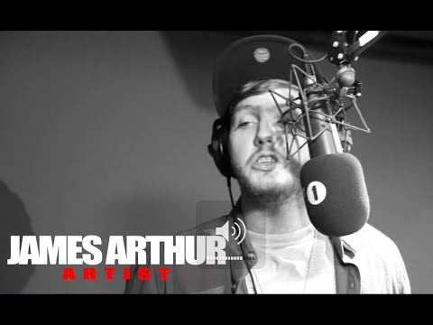 Fire In The Booth - James Arthur