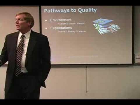 Pathways to Quality