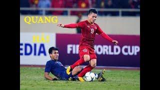 Quang Hải Múa Bóng Siêu Đỉnh Kout, Chanathip QUAY CUỒNG Tìm Lối Thoát | World Cup 2022