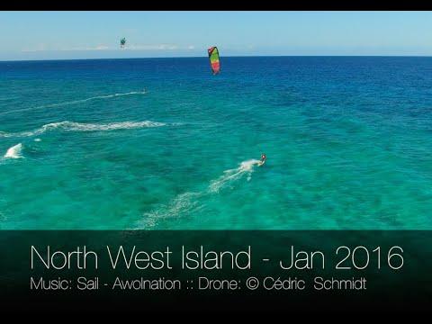 North west Island off Gladstone