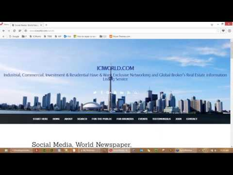 ICIWorld How To Promote Your Real Estate Website and much more.