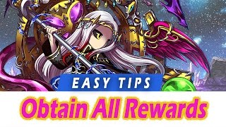 [FFBE] How to obtain all Maxwell rewards easily! Trial of the Creator Brave Frontier event