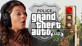 Police Try Playing Grand Theft Auto 5 Without Breaking Any Laws
